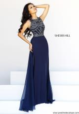 Sherri Hill Prom Dress 11069 at Peaches Boutique