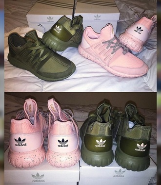 shoes adidas sneakers lovely pink green adidas shoes adidas originals khaki low top sneakers green sneakers pink sneakers