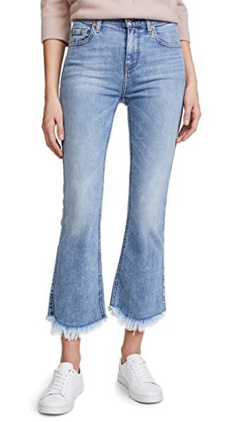 7 For All Mankind jeans cropped