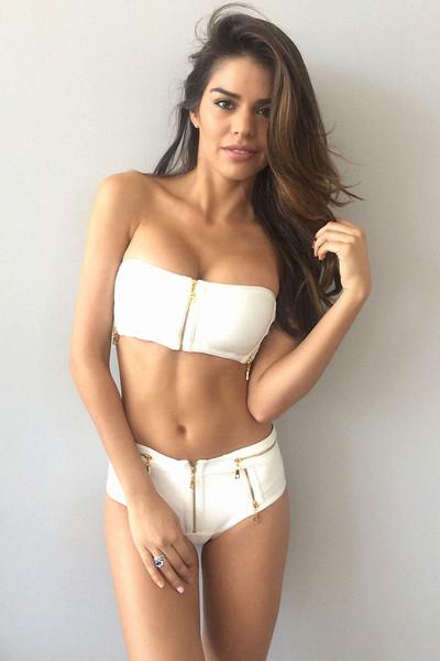 Zip Me Up Bikini