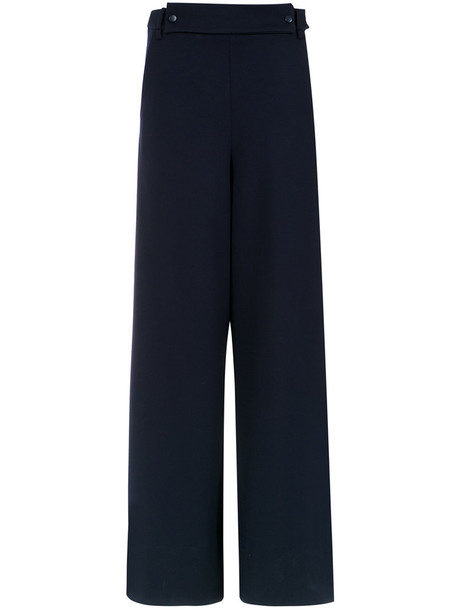 women spandex blue pants