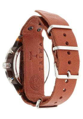 Triwa NEVIL - Chronograph watch - brown - Zalando.co.uk