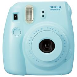 Fuji Instax Mini 8 Blue Instant Camera (P10GLB3070A) - dabs.com