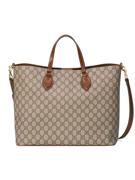 gucci women leather nude bag