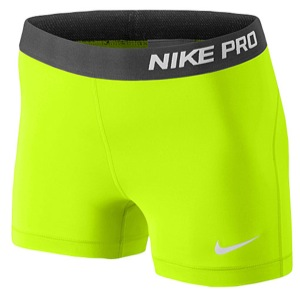 "Nike pro 3"" compression short"