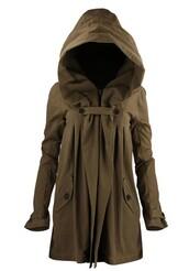 coat,khaki,hood,hoodie coat,jacket,army green jacket,green,Khaki coat,elvish legolas comic con character lotr jacket,hoodie,post apocalyptic,brown