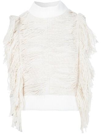 blouse sleeveless women white cotton top