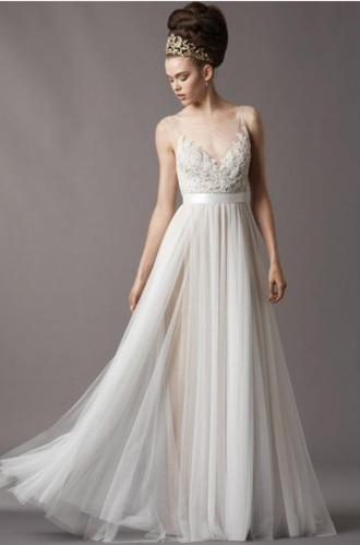 dress prom dress wedding dress v neck dress sheer dress