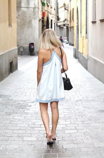 dress white dress summer dress short dress sundress