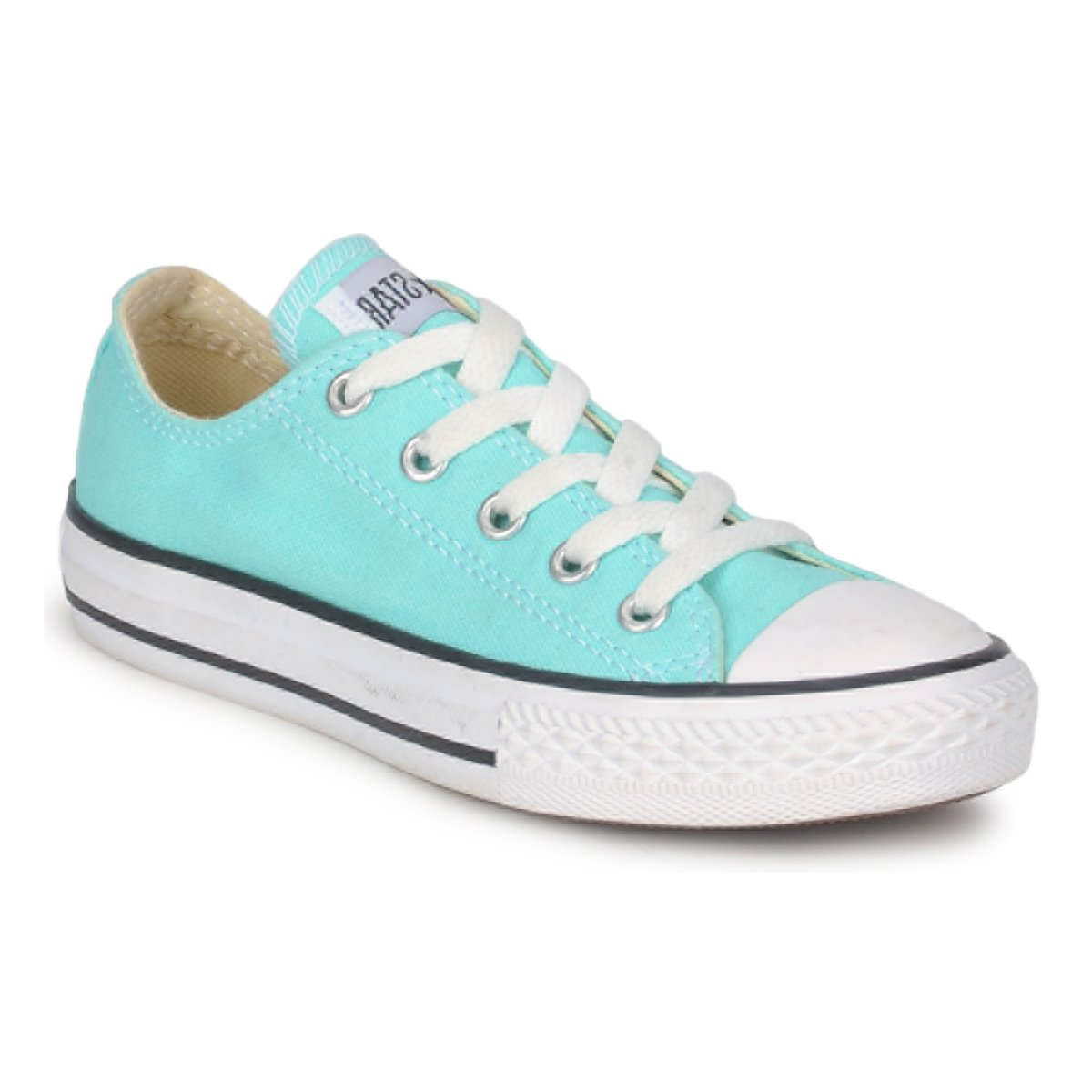 turquoise all star converse