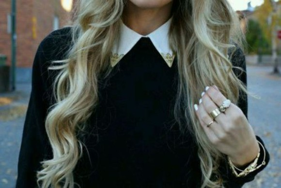 shirt jewels button up ring watch sweater