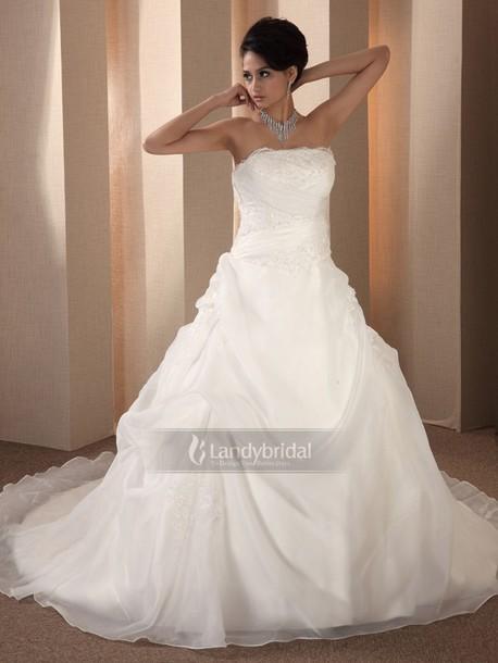 dress ウェディングドレス aライ ビスチェ