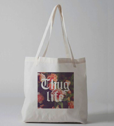 Thug Life Tote bag · Luxury Brand LA · Online Store Powered by Storenvy