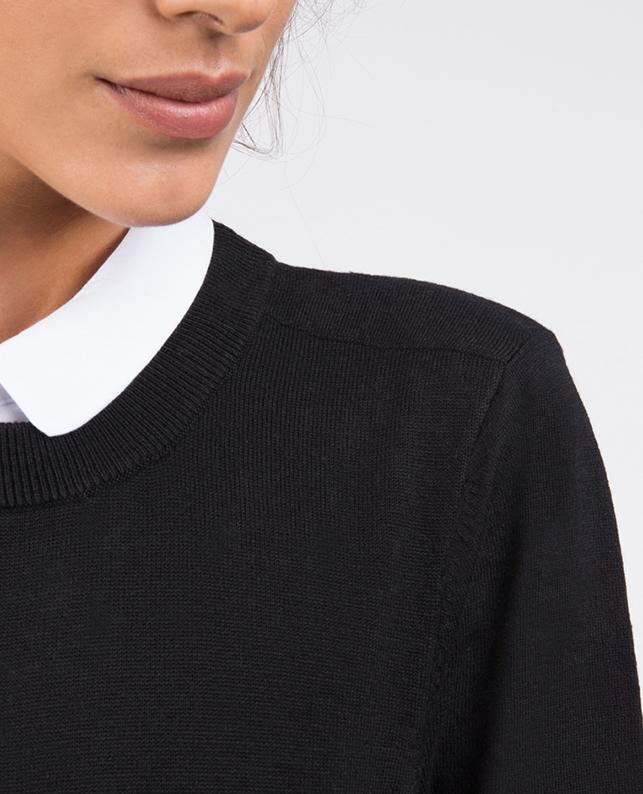 Pull manches courtes | Pulls et cardigans | Comptoir des Cotonniers