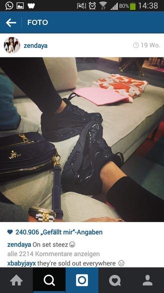 shoes air max zendaya black shoes black air max nike