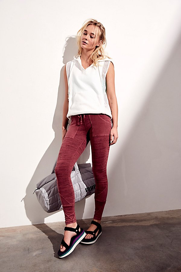 Kyoto High-Rise Ankle Length Legging by FP Movement at Free People - Yoga Leggings