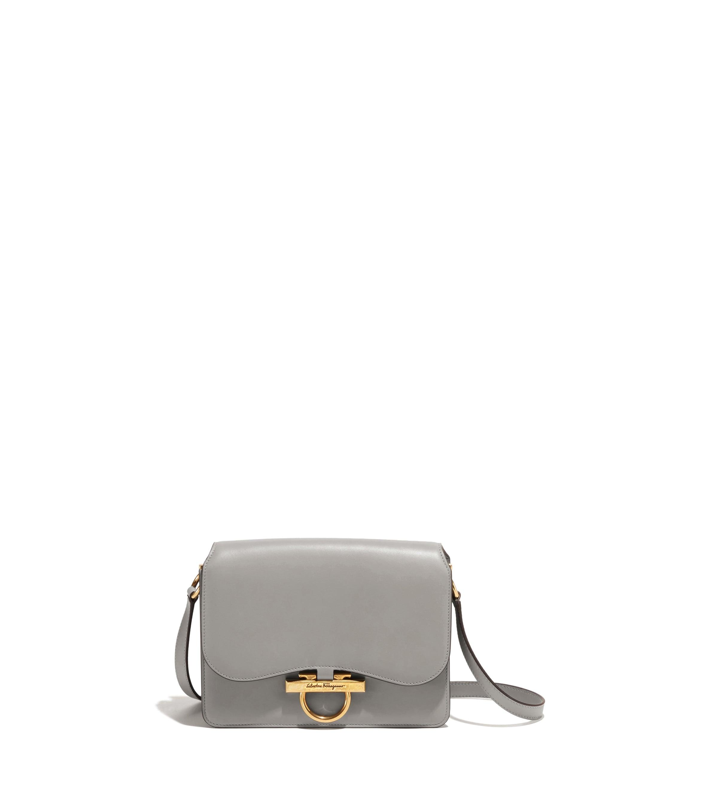 Gancini flap bag - Crossbody bags - Handbags - Women - Salvatore Ferragamo EU