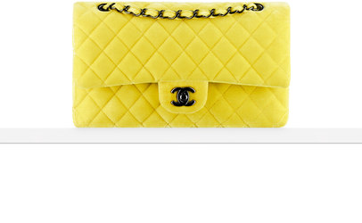 CHANEL Fashion - Classic flap bag