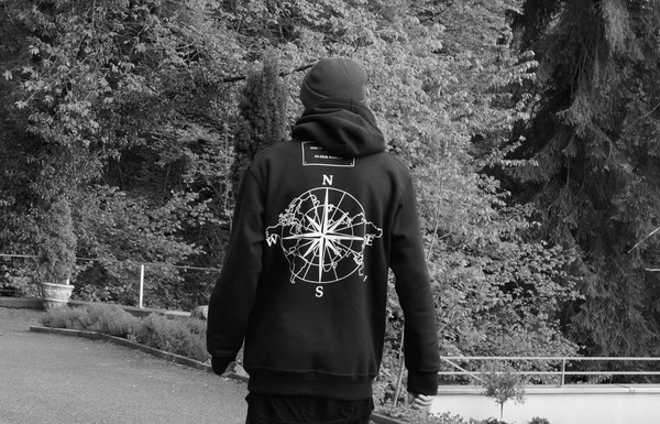 black clothes clothes menswear unisex streetwear mens hoodie top