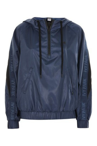 Topshop jacket navy