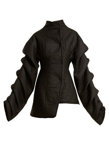 A.W.A.K.E. jacket octopus black