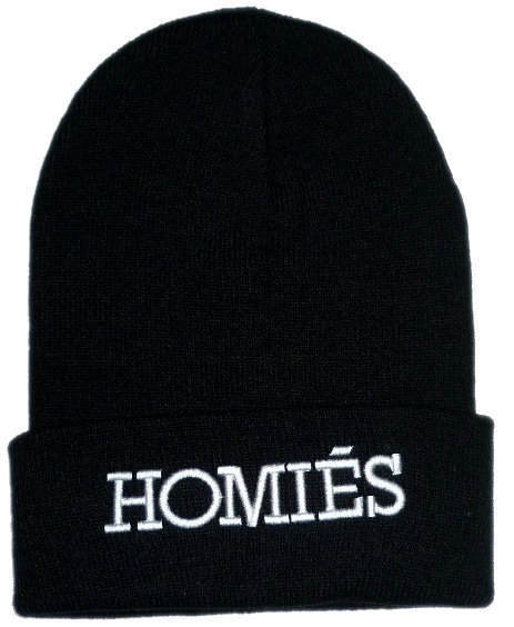 Whosale 100% Acrylic Fashion Hiphop Homies Beanie in Black snapbacks cap and hat-in Skullies & Beanies from Apparel & Accessories on Aliexpress.com | Alibaba Group