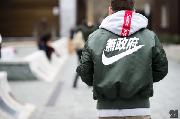 Nike Anarchy Bomber Nike Air Tokyo Bomber Can