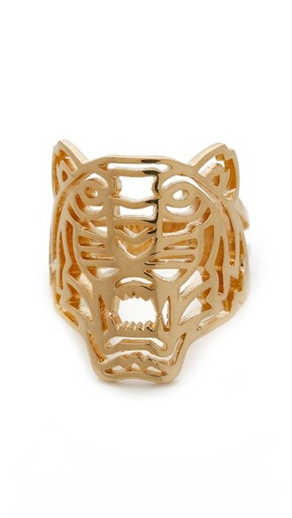 tiger ring gold jewels