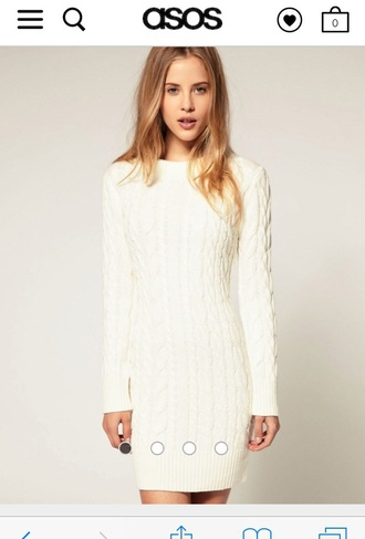 dress cable knit cable knit dress white cable knit sweater