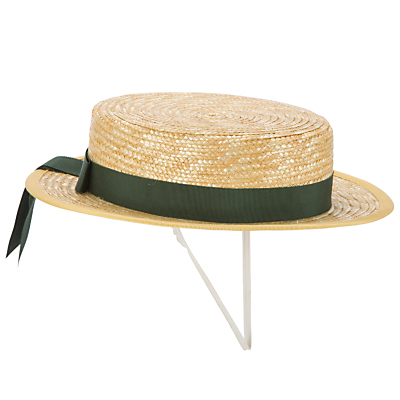 buy connaught house school girls boater hat straw online