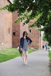 kapuczina,blogger,shoes,jacket,romper,sunglasses