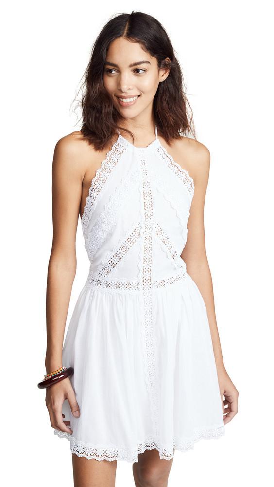 Charo Ruiz Kim Dress in white