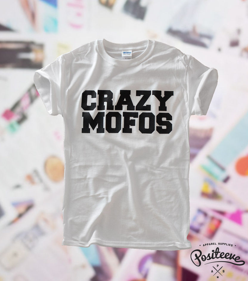 Crazy Mofos Horan Homies New York Top T Shirt Celine Ballin New Line Up Unisex | eBay