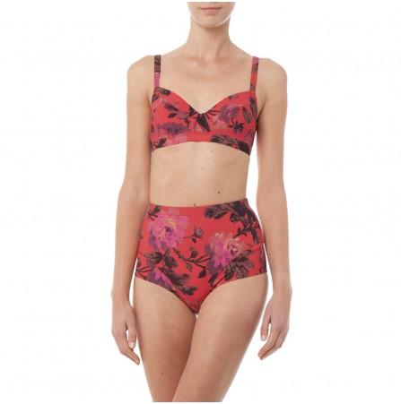 Peoneden high waist bikini