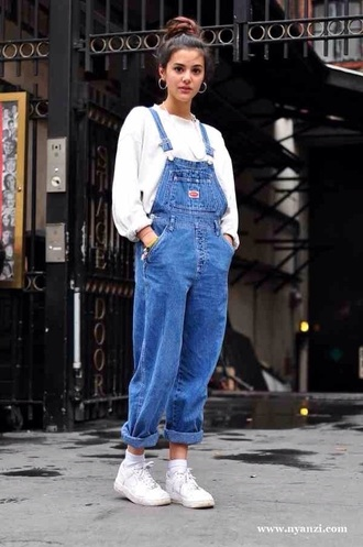 jumpsuit overalls fashion