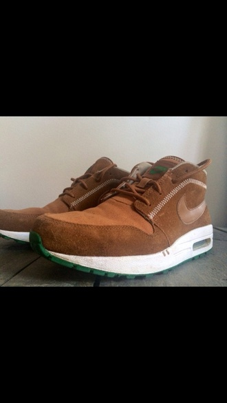 shoes nike air brown shoes