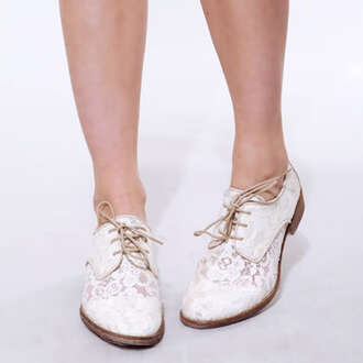 shoes lace oxfords white white oxfords cute womens shoes lace up