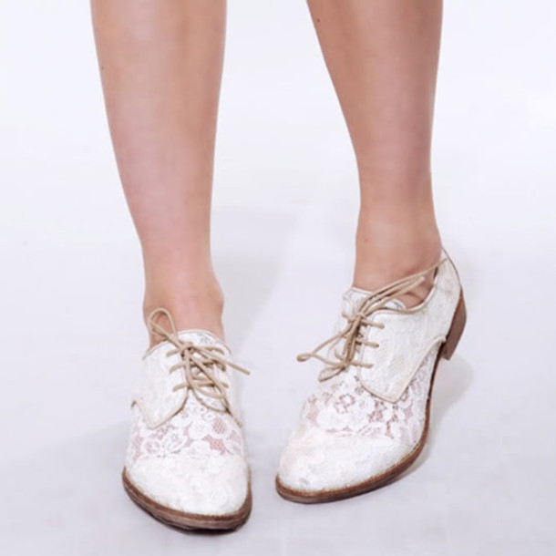 shoes lace oxfords white white oxfords womens
