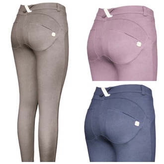 leggings wrup workout leggings pants skinny pants skinny skinny jeans sportswear sports pants grey grey jeans blue blue jeans blue skinny jeans demin butt lifting jeans clothes gym clothes women fashion style citytrends
