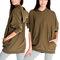 unisex dolman sleeve hoody | shop american apparel