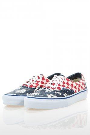 Vans schoenen Vans schoenen U Era Aloha/Checker » JeansandFashion.com