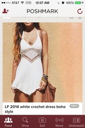 dress,white dress,flowy dress,cut-out dress,lf,lfstore