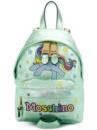 mini women backpack mini backpack leather green bag