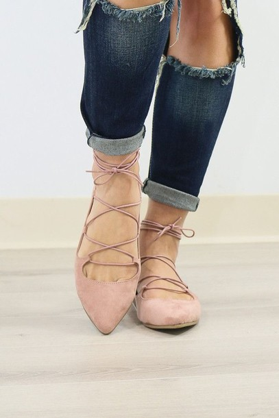 d05fce371 shoes cute strappy flats nude