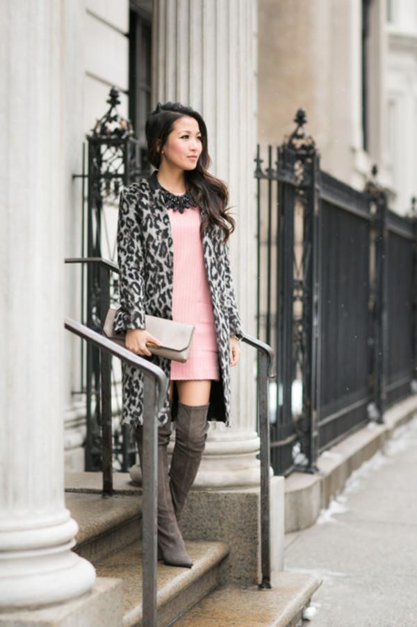 wendy's lookbook coat dress shoes bag jewels