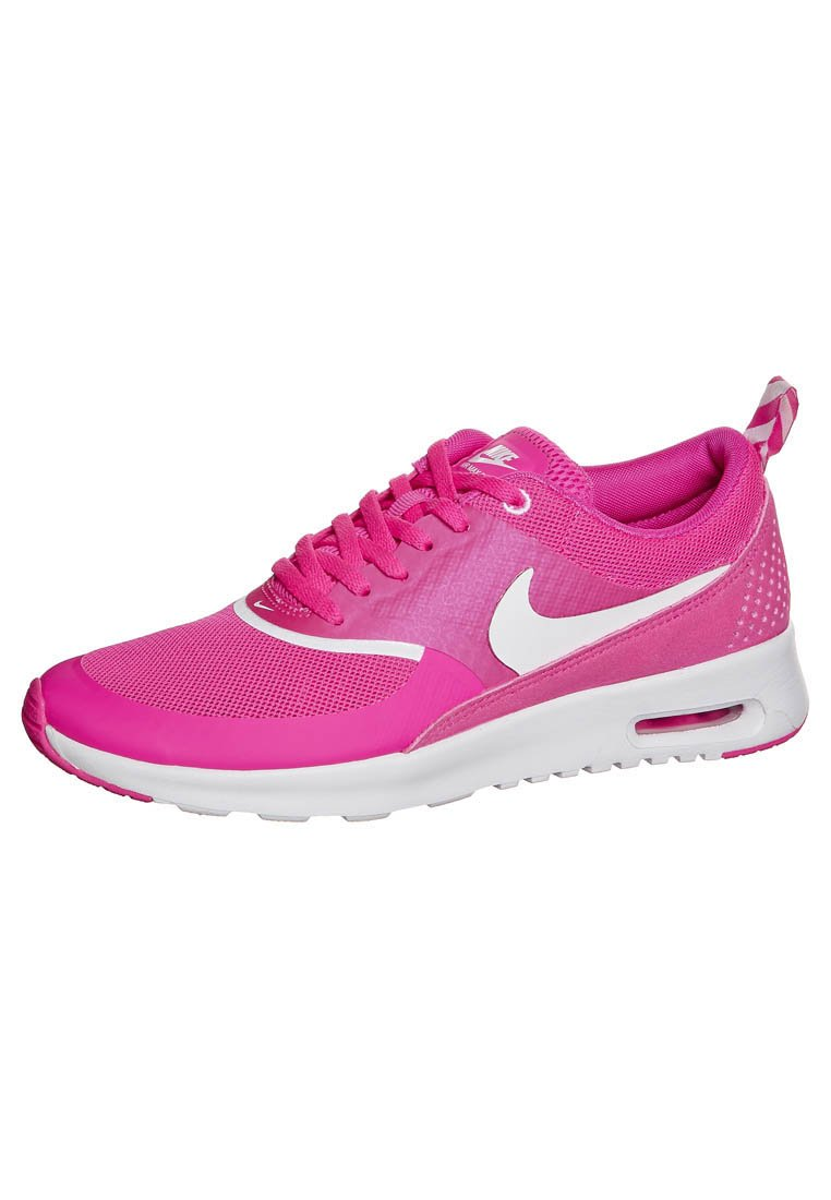 Nike Sportswear AIR MAX THEA - Trainers - pink - Zalando.co.uk