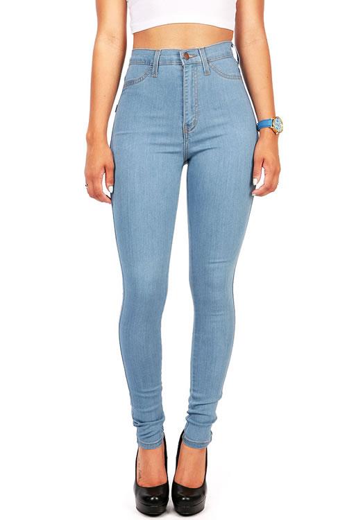 Fade High Waist Skinnys | Trendy Jeans at Pinkice.com