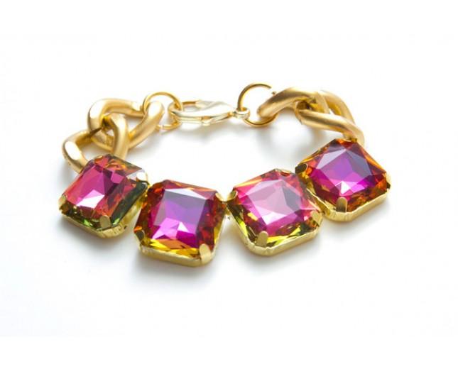 Rose Petal Bracelet