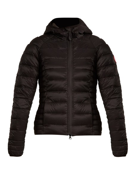 jacket down jacket quilted black
