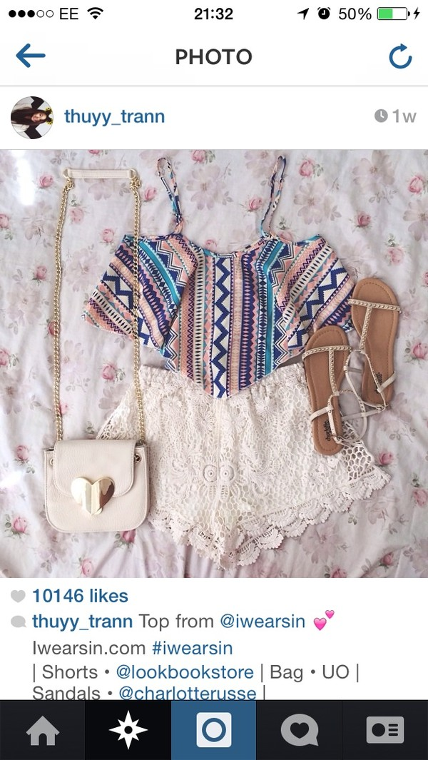 d3fe31e050f shorts lace high waisted cream cream shorts white shorts summer summer  outfits tumblr tumblr beach casual.